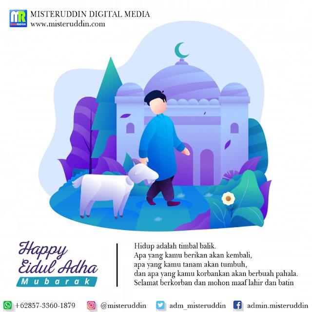 Kata Mutiaran Qurban Menyentuh Hati