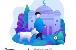 Kata Mutiara Qurban Meyentuh Hati (Kata Ucapan Hari Raya Idul Adha 2019)