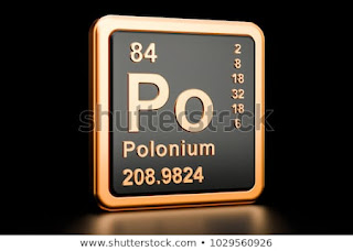Unsur Polonium (Po) , Artikel lengkap