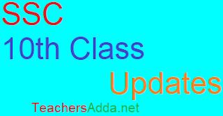 DCEB - KADAPA Action plan / Syllabus for 10th class Exams 2018-19