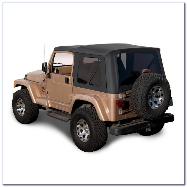 TINTING Jeep Soft Top WINDOWS Prices