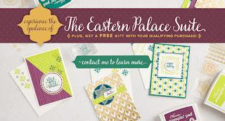 Afbeeldingsresultaat voor stampin up eastern Palace suite