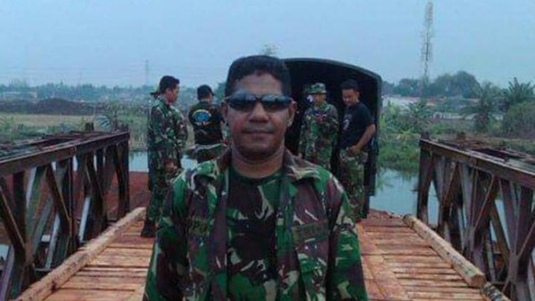 Sosok Sertu Yorhan Lopo, Prajurit TNI yang Dibunuh di Depok