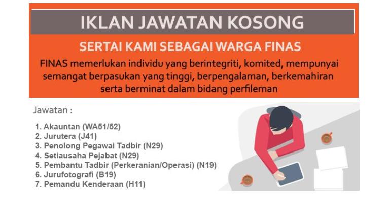 Kekosongan Terkini di Perbadanan Kemajuan Filem Nasional (FINAS)