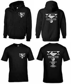 FM - SYNCHRONIZED 'Yin and Yang'  Hoodie and T-shirt