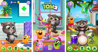 تحميل لعبة صديقي توم المتكلم 2 مهكرة للأندرويد برابط تحميل مباشر من ميديا فير MOD APK ، القط توم المتكلم mod apk