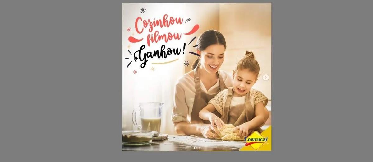 Promoção Lowçucar 2020 Cozinhou Filmou Ganhou - Produtos Grátis em Casa