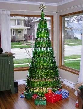 árbol navidad creativo