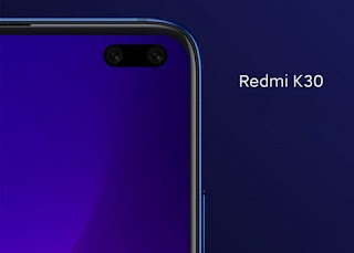 Xiaomi Redmi K30 Smartphone Price and Specification