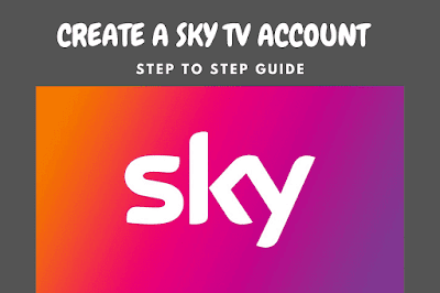 How to create a Sky TV account for free 2020 - Stream Online