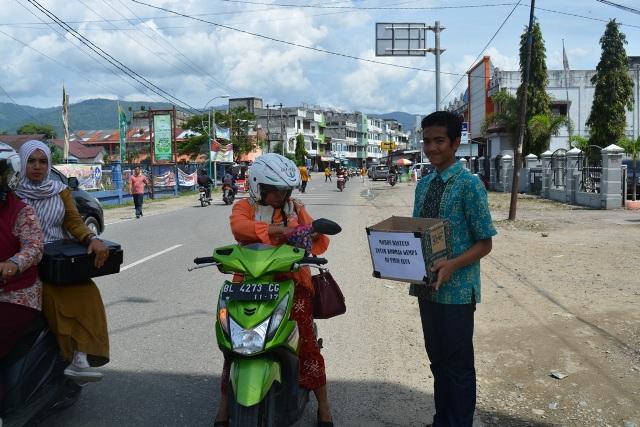 Gempa Guncang Pidie Jaya, MDMC Abdya Galang Dana