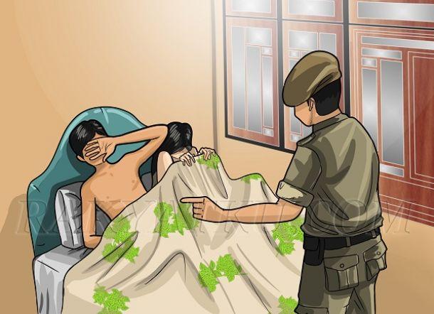 Istri Ngilang, Ternyata 'Berurusan' dengan Polisi di Kamar Hotel