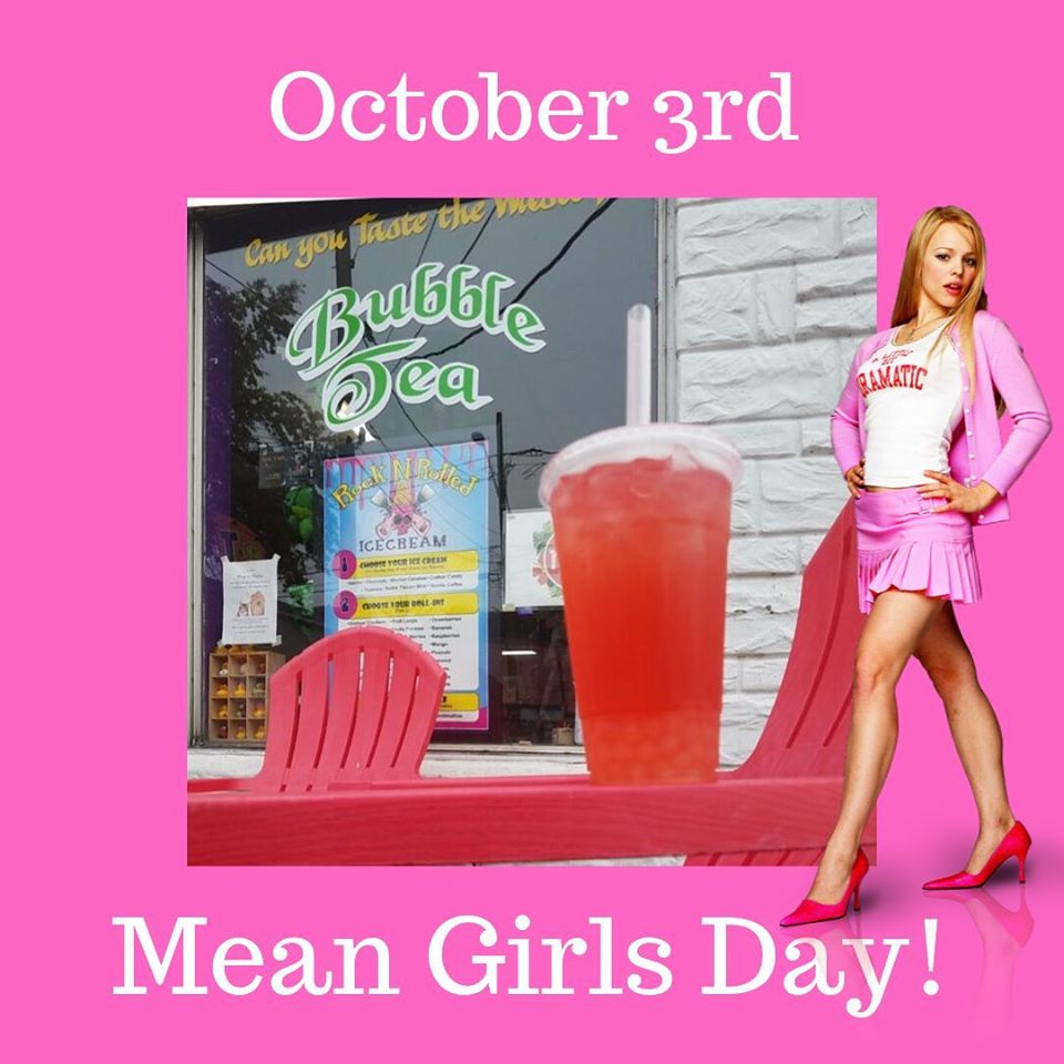 Mean Girls Day Wishes Awesome Picture