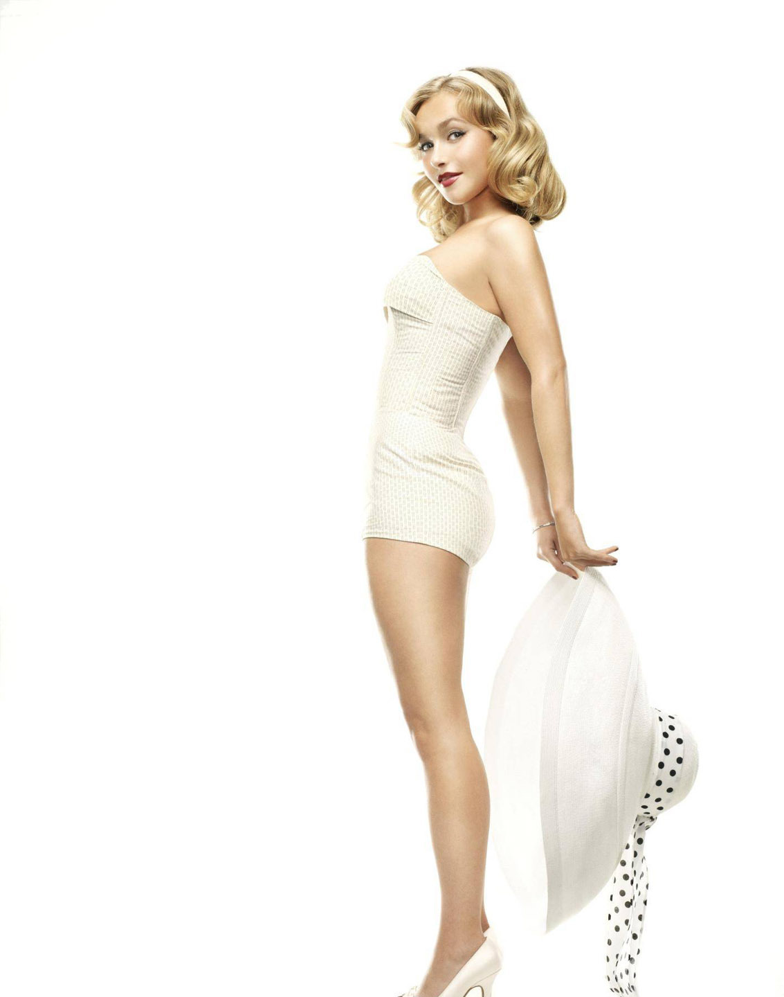 Hayden Panettiere Pin Up Style