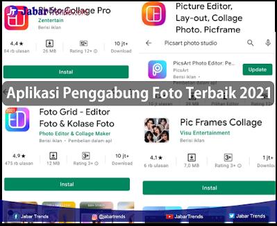Aplikasi Penggabung Foto Terbaik 2021