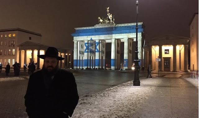 Rabino Teijtal desde Berlin