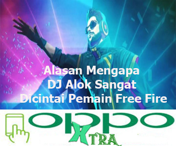 Alasan Mengapa DJ Alok Sangat Dicintai Pemain Free Fire