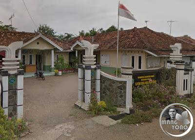 Kantor Desa Cikaum Timur, Kecamatan Cikaum