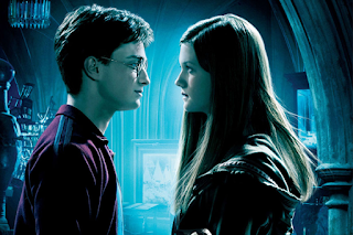 Harry Potter and the Half-Blood Prince UK poster