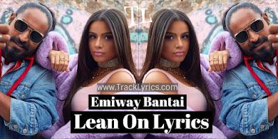 lean-on-lyrics