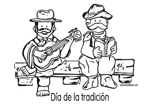 10 de Noviembre  Día de la Tradición Argentina