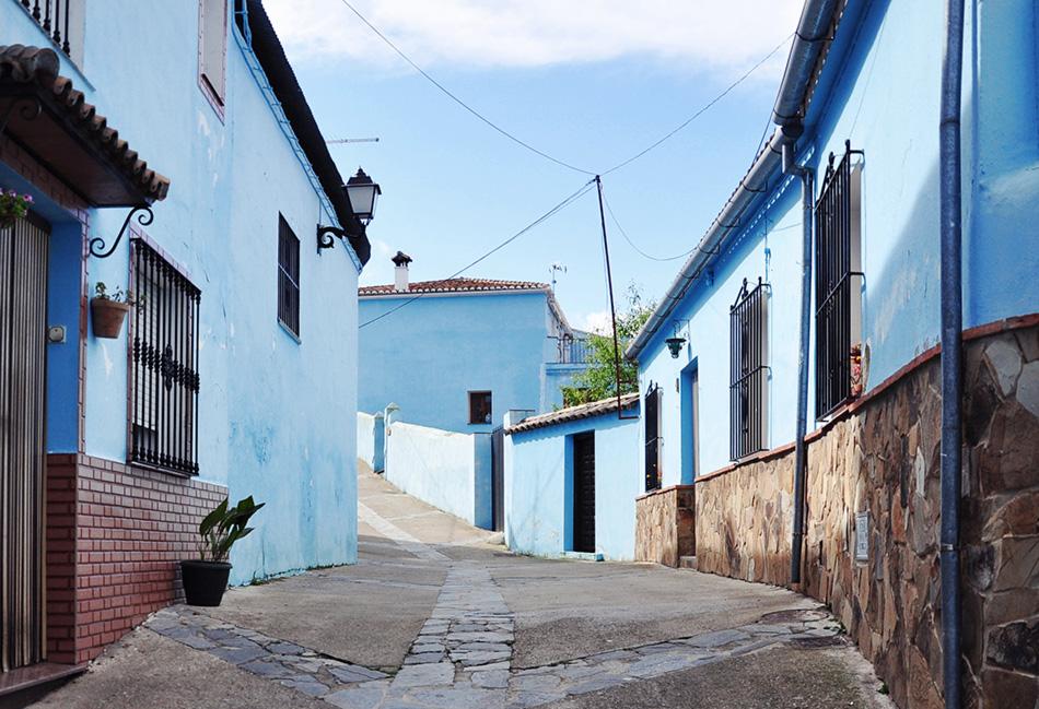 Juzcar, Hiszpania