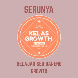 kelas growthing