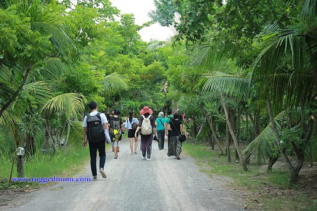 Thailand | Baan Rim Klong Homestay