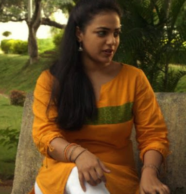 nithya menon hot tight salwar stills leggings
