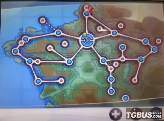 Pokémon X/Y Kalos Map Routes Quiz - By DLspartan93