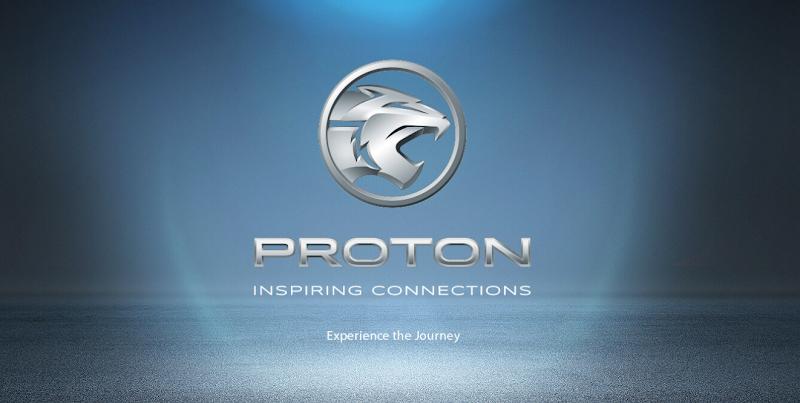 Logo baharu Proton & Kisah Kami Bersama Proton