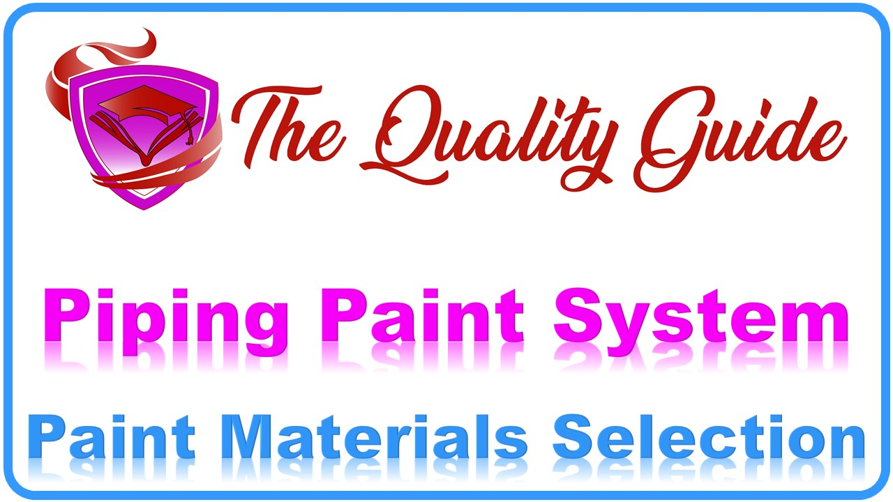 Paint Materials Selection