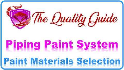 Paint System for Piping
