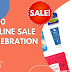 10.10 ONLINE SALE CELEBRATION | KEEP HEALTHY WITH US