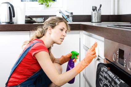 الدليل الشامل لتنظيف كل حاجة في المطبخ أو غير المطبخ نصائح روووعة شوفووووها