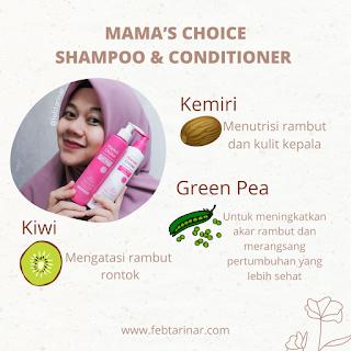 Mamas choice shampoo and conditioner