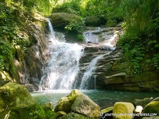Air Terjun Curug Pruwa, Karangsambung, Kebumen