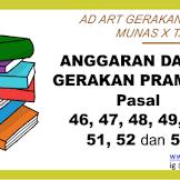 Anggaran Dasar (AD) Pramuka Terbaru Munas 2018 (isi Pasal 46,47,48,49,50,51,52,53)
