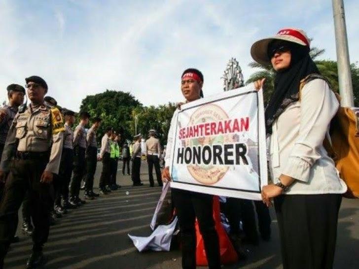 Honorer K2 Mendesak Syarat Batas Usia Diganti Dengan Masa Pengabdian