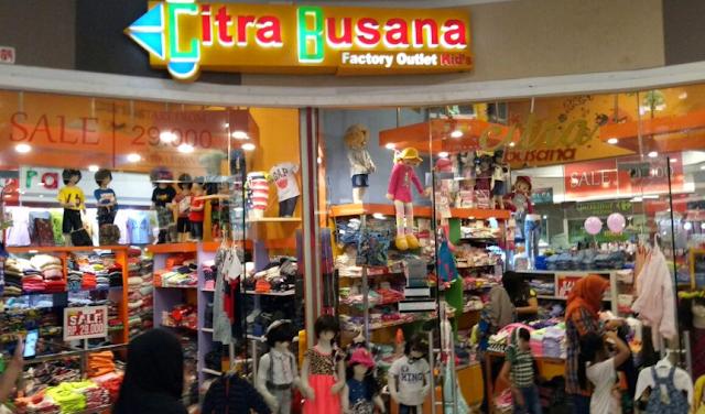 Lowongan Kerja Sales Promotion Girls Citra Busana (SPG) Mall Of Serang