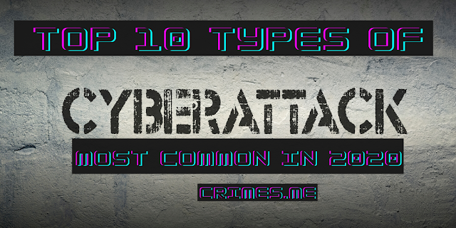 Top 10 Types Of Cyber Attacks are Most Common in 2020?