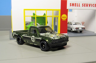Hot Wheels Super Treasure Hunt Datsun 620 truck