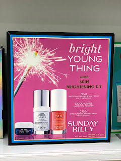 Sunday Riley Holiday Gift Set of Skin Care