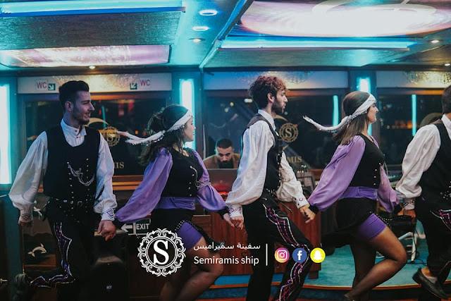 رقصة البحر الاسود