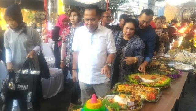 Festival Kuliner Nusantara Pecenongan Perlu Konsep Karakteristik