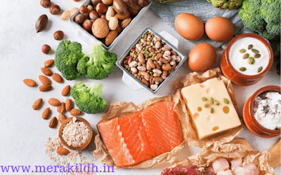 Macronutrients - Importance for us and benefits