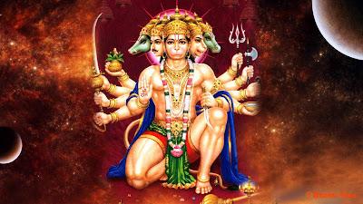 भगवान हनुमान और उनके 5 भाई, Bhagwan Hanuman aur unke 5 bhai