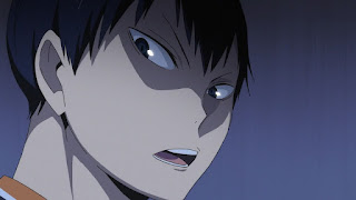 ハイキュー!! アニメ 2期13話 影山飛雄 | HAIKYU!! Karasuno vs Kakugawa