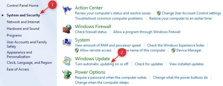 Cara Mematikan Update Windows 7 Secara Permanen