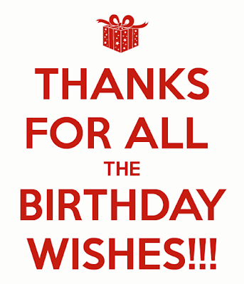 Best Thank You Reply for Birthday Wishes | Thank You!
